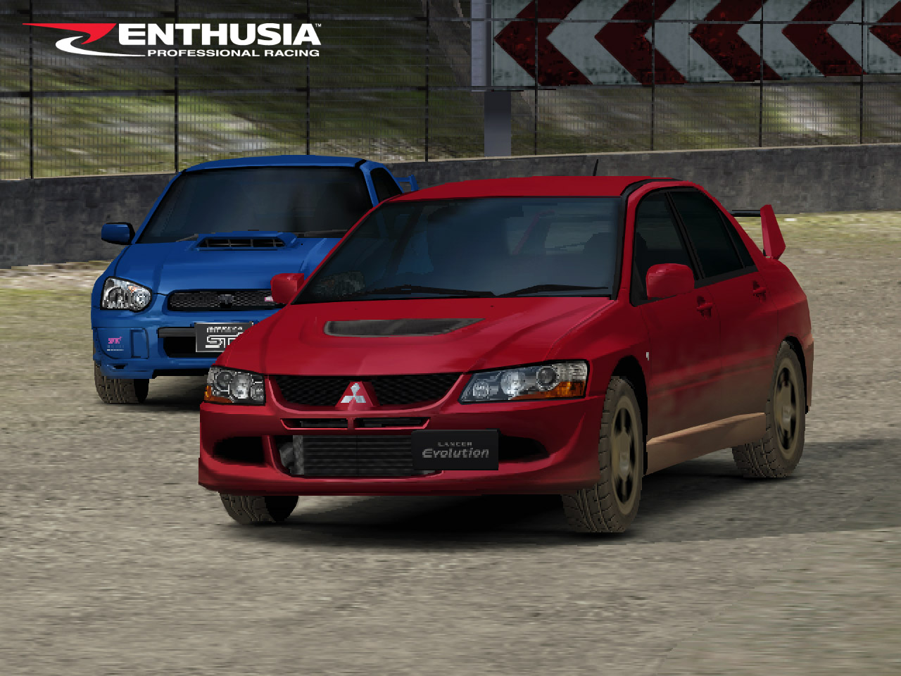 Enthusia: Professional Racing - 47608