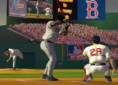 Major League Baseball 2K5 - 48496