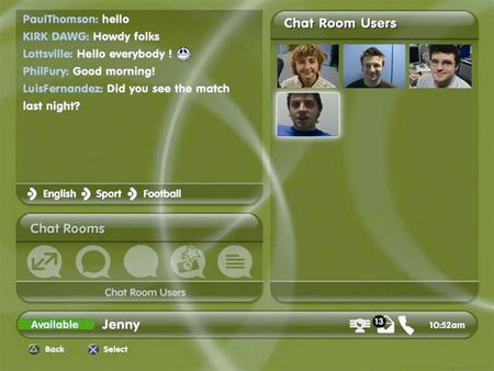EyeToy Chat - 49647