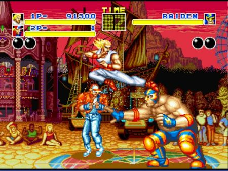 Fatal Fury: Battle Archives Volume 1 - 55893