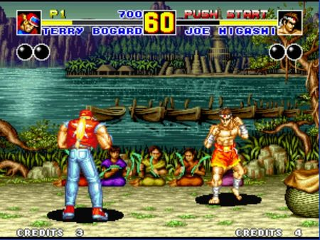 Fatal Fury: Battle Archives Volume 1 - 55895