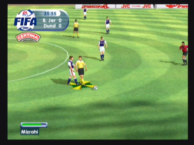 FIFA 2001 Major League Soccer - 06052