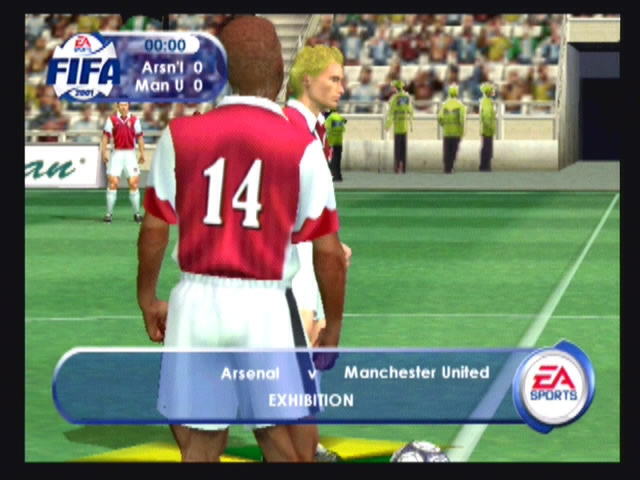 FIFA 2001 Major League Soccer - 06055