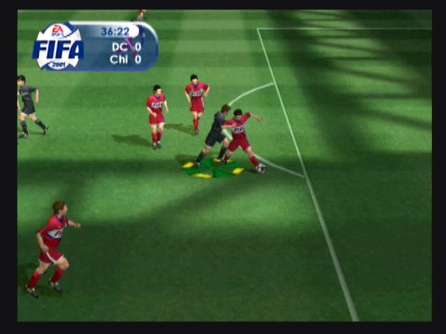 FIFA 2001 Major League Soccer - 06036