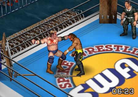 Fire Pro Wrestling Returns - 59269