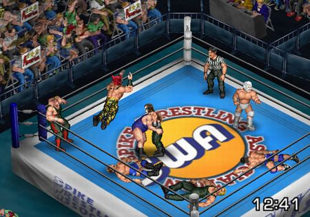 Fire Pro Wrestling Returns - 59270