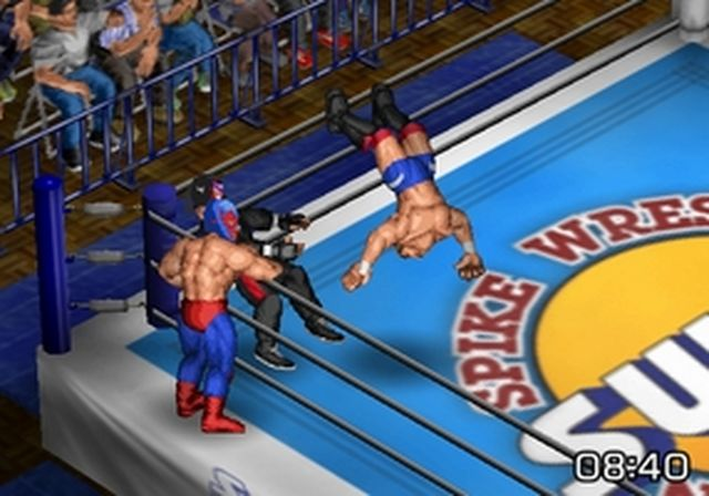 Fire Pro Wrestling Returns - 59271