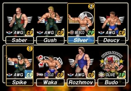 Fire Pro Wrestling Returns - 59274