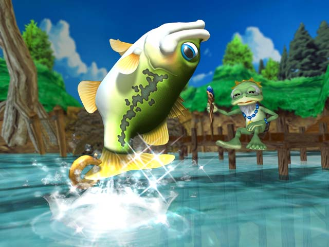 Fish: The Seven Waters and the Legendary Master - 43981