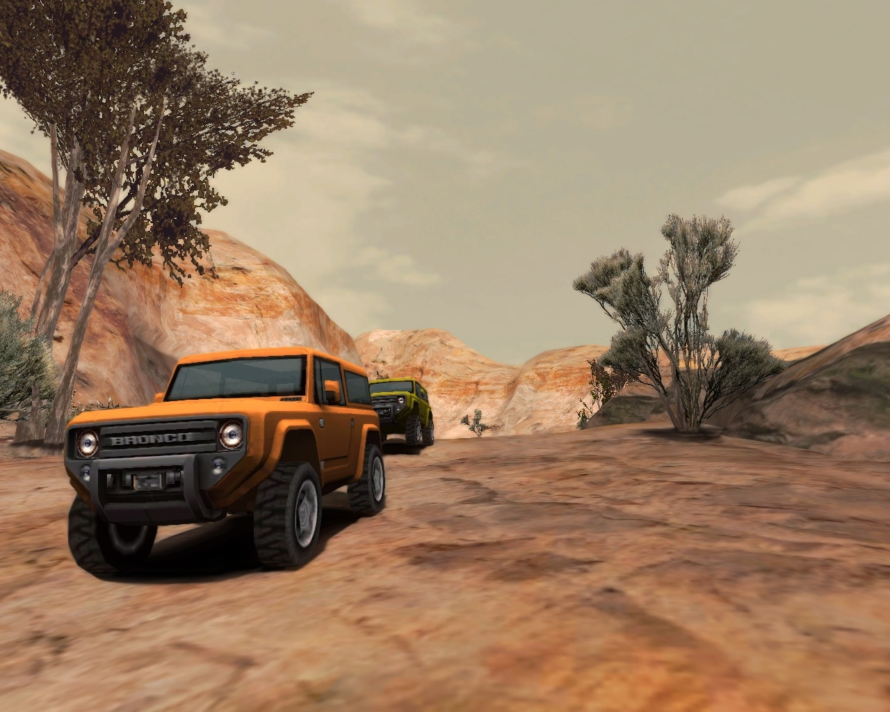Ford Racing: Off Road - 59097