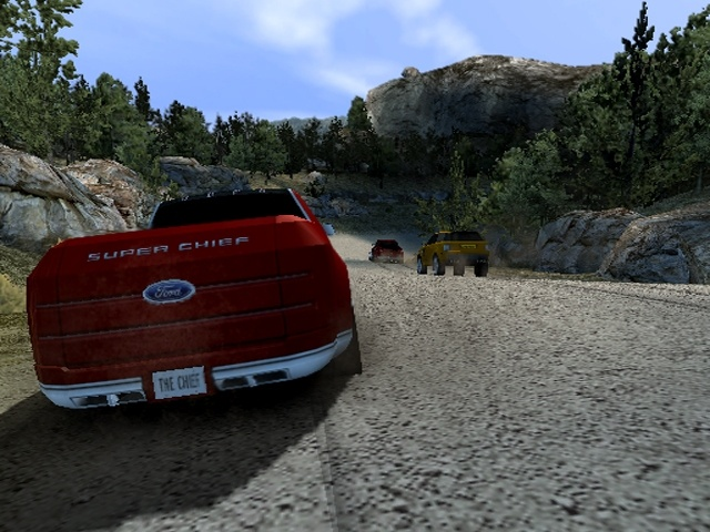 Ford Racing: Off Road - 59104