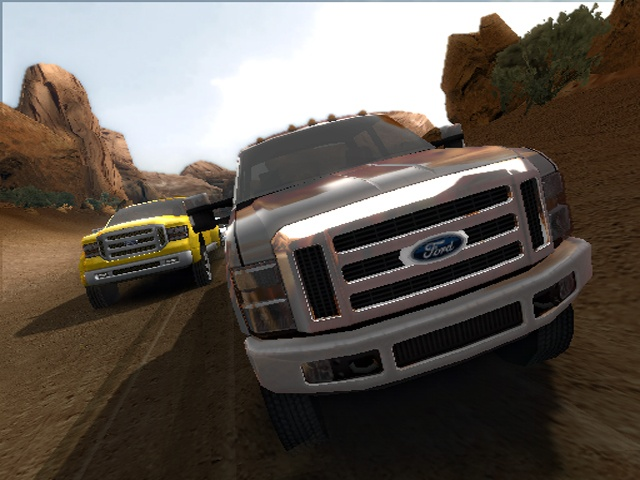 Ford Racing: Off Road - 59106