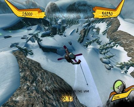 Freak Out: Extreme Freeride - 56146