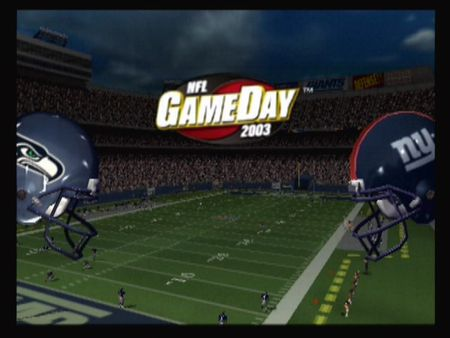 NFL Gameday 2003 - 31364