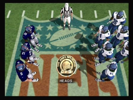 NFL Gameday 2003 - 31370