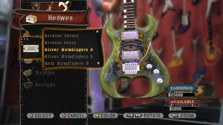 Guitar Hero: World Tour - 58794