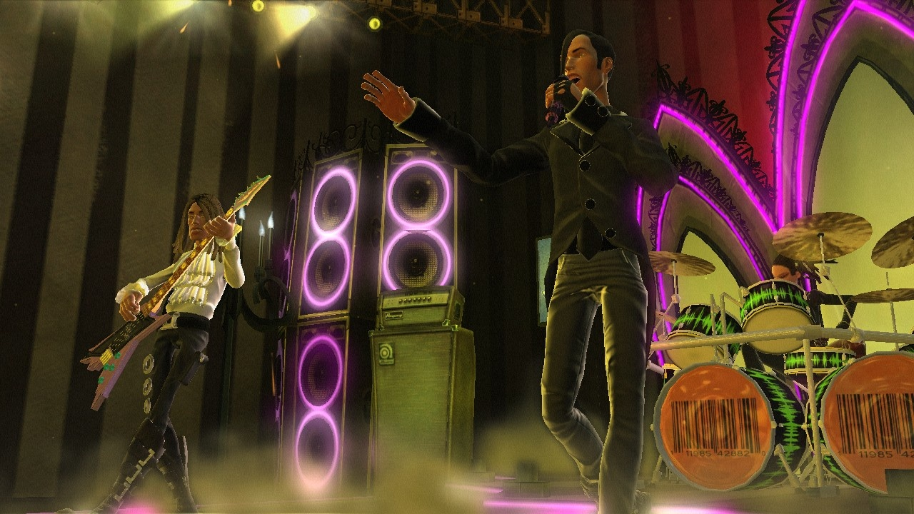 Guitar Hero: World Tour - 58795