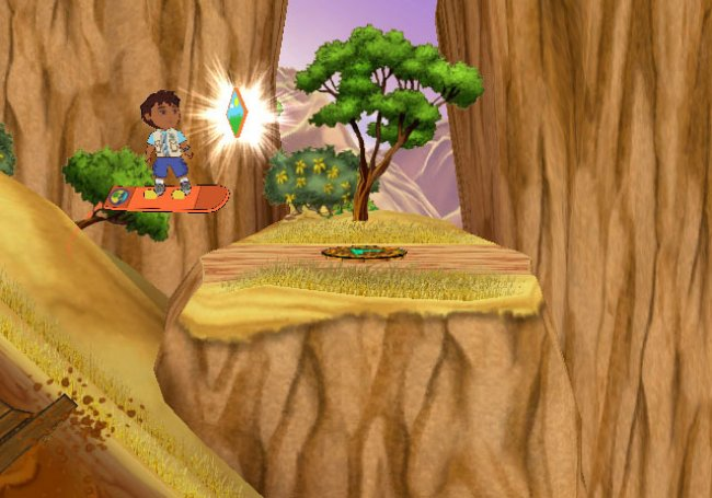 Go, Diego, Go! Safari Rescue - 58777