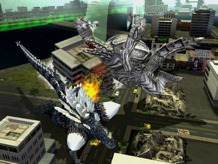 Godzilla: Save The Earth - 47488