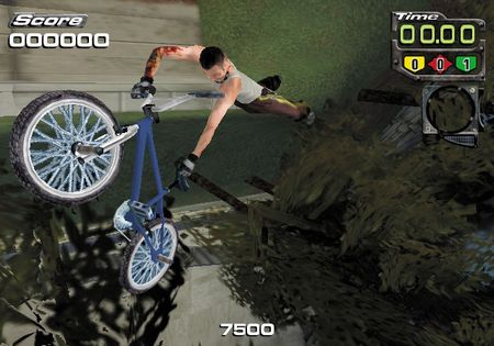 Gravity Games Bike: Street, Vert, Dirt - 20908