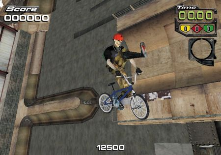 Gravity Games Bike: Street, Vert, Dirt - 20909