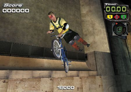 Gravity Games Bike: Street, Vert, Dirt - 20910