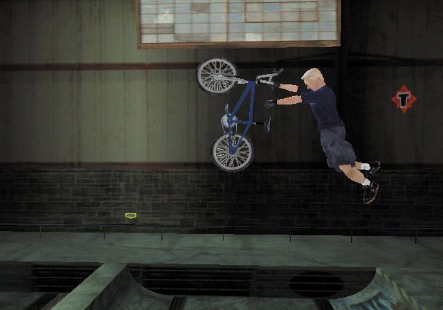 Gravity Games Bike: Street, Vert, Dirt - 20912