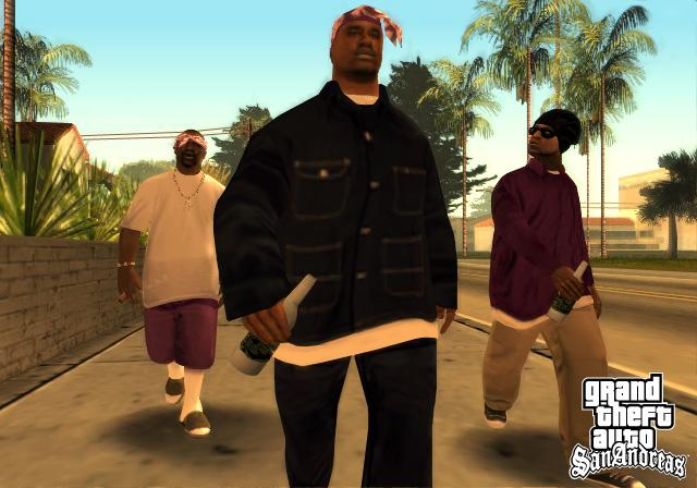 Grand Theft Auto: San Andreas - 47079