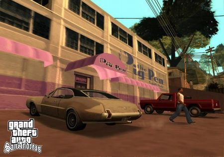 Grand Theft Auto: San Andreas - 47081