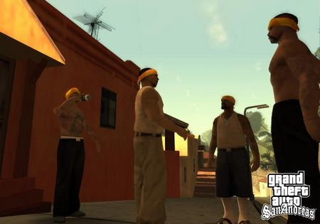 Grand Theft Auto: San Andreas - 47083