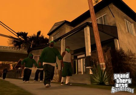 Grand Theft Auto: San Andreas - 47085