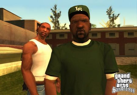 Grand Theft Auto: San Andreas - 47087