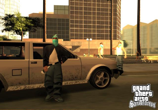 Grand Theft Auto: San Andreas - 47091