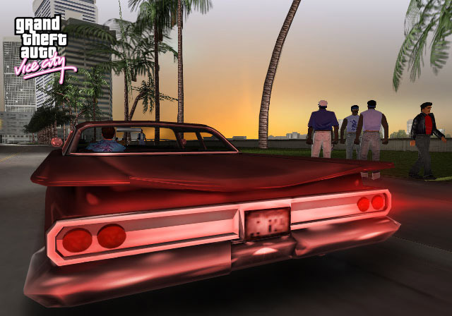 Grand Theft Auto: Vice City Stories - 36015
