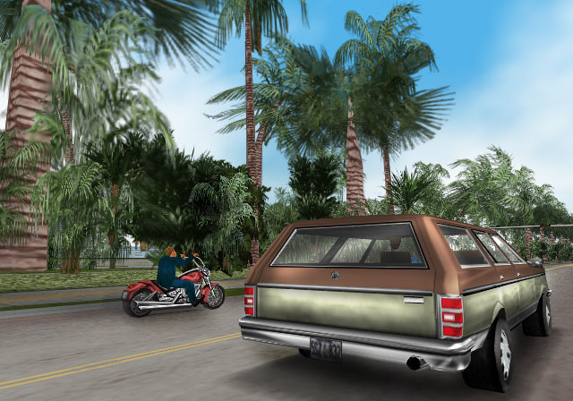 Grand Theft Auto: Vice City Stories - 36012