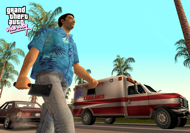 Grand Theft Auto: Vice City Stories - 35984