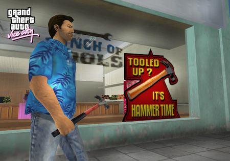Grand Theft Auto: Vice City Stories - 35986