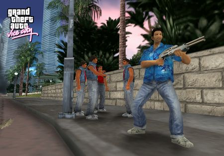 Grand Theft Auto: Vice City Stories - 35989