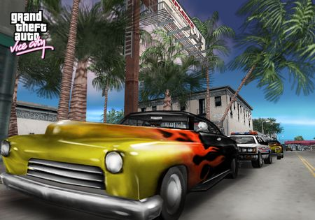 Grand Theft Auto: Vice City Stories - 35991