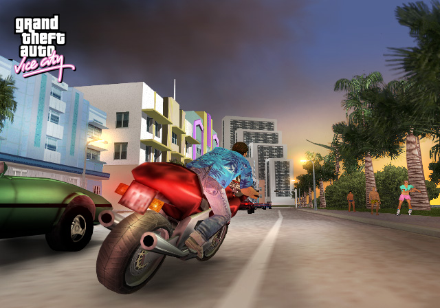 Grand Theft Auto: Vice City Stories - 35994