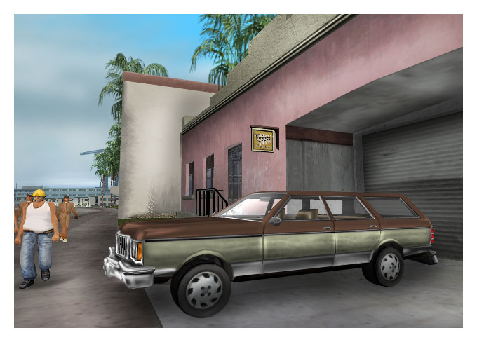 Grand Theft Auto: Vice City Stories - 35999