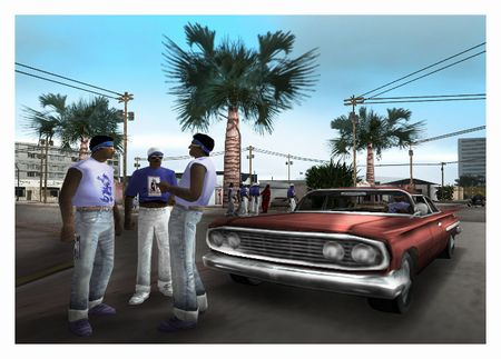 Grand Theft Auto: Vice City Stories - 36003