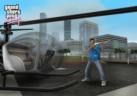 Grand Theft Auto: Vice City Stories - 36008