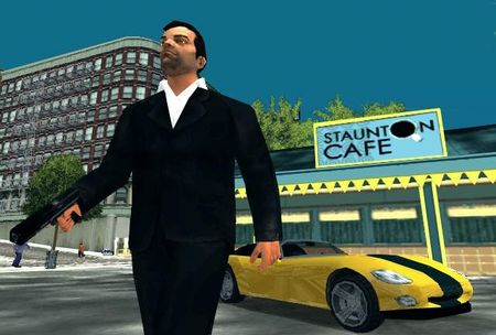 Grand Theft Auto: Liberty City Stories - 53395