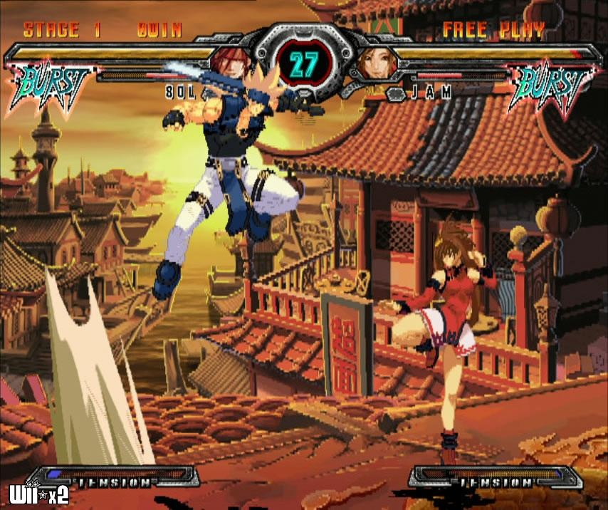 Guilty Gear XX Accent Core Plus - 60564