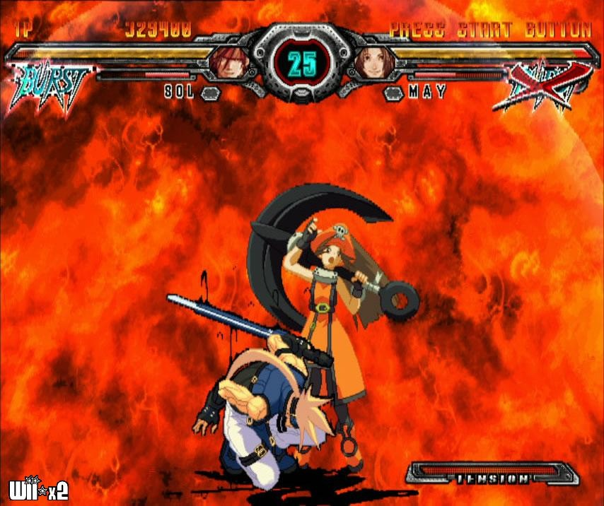 Guilty Gear XX Accent Core Plus - 60565