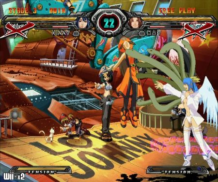 Guilty Gear XX Accent Core Plus - 60561