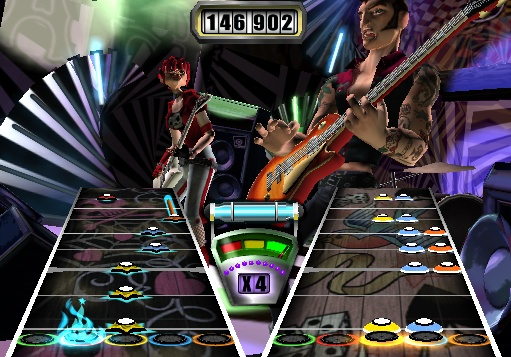 Guitar Hero II - 52871