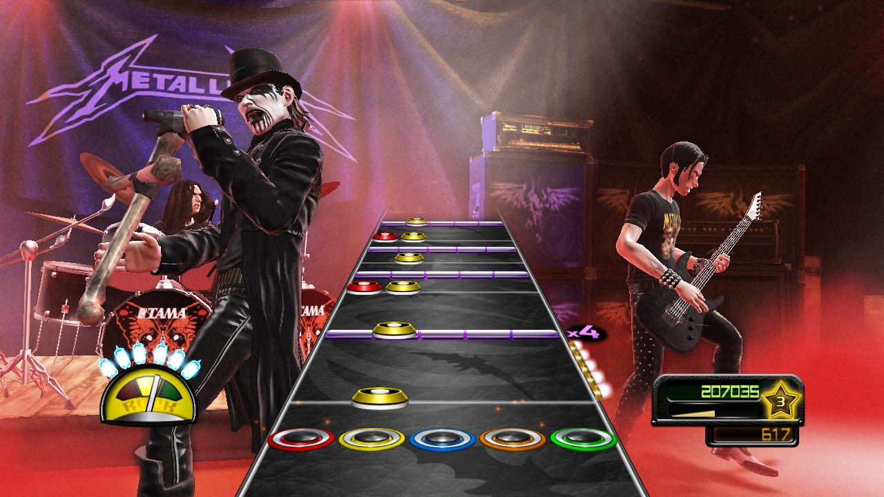 Guitar Hero: Metallica - 60214