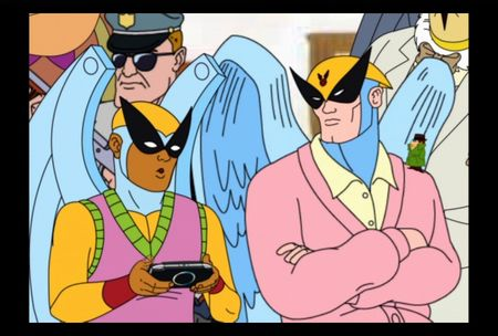Harvey Birdman: Attorney at Law - 57645